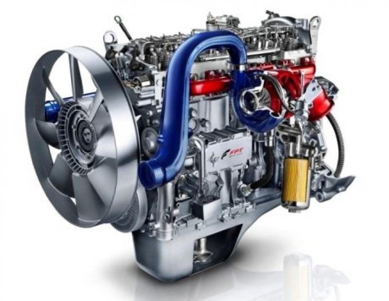 Manutenção em Motor Caminhão Scania Artur Nogueira - Motor do Caminhão
