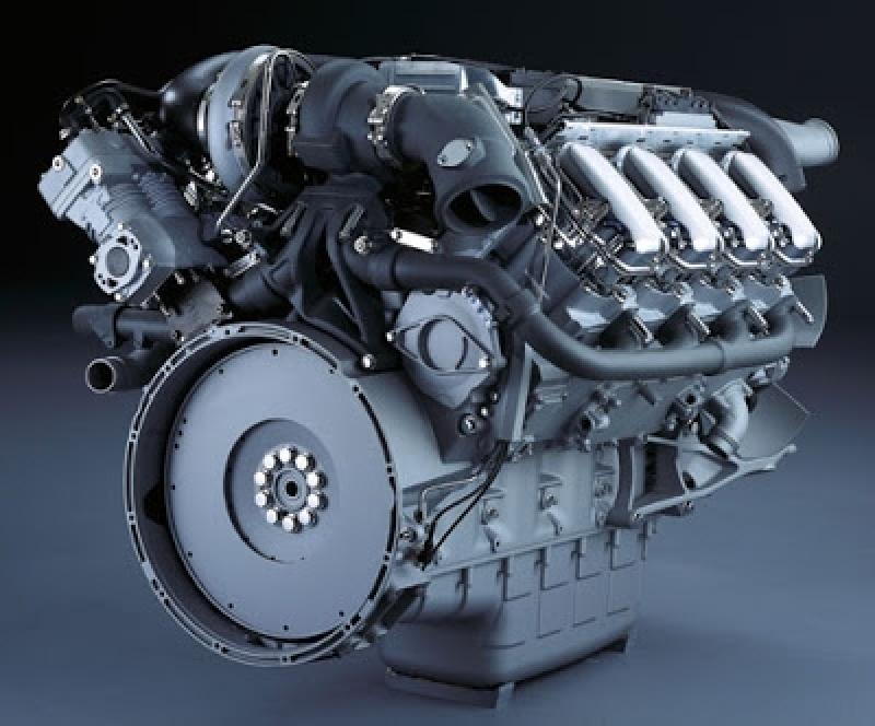 Motor de Caminhão Volvo Holambra - Motor Caminhão Iveco