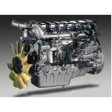manutenção de motores a diesel